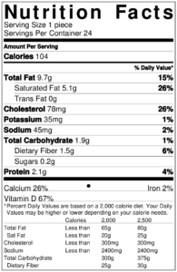 Keto Mille-feuille