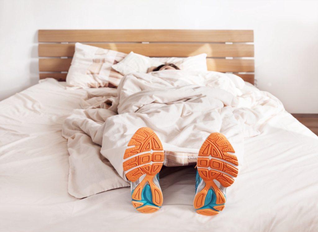 ύπνος αποκατάσταση