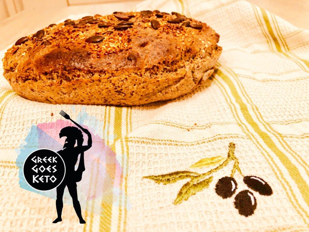 Ancient Greek bread