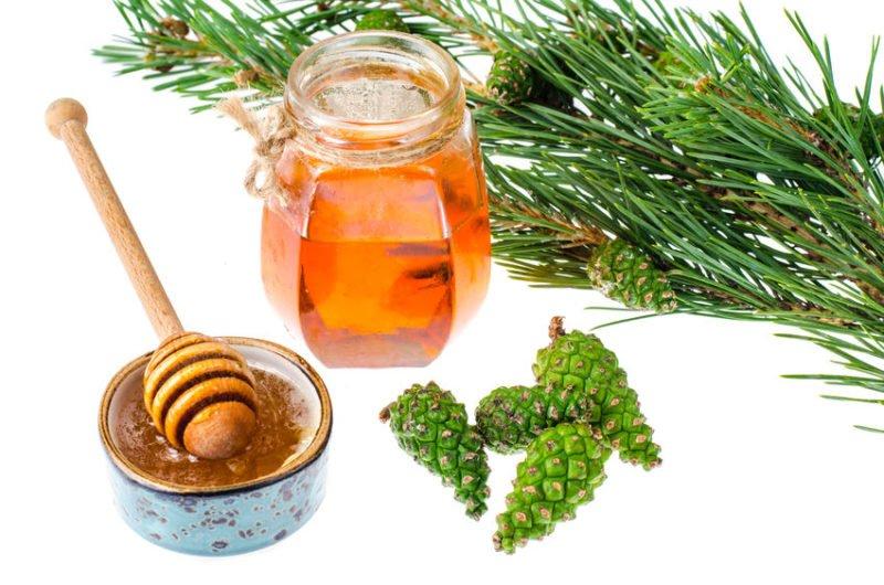 Keto Pine Needle Syrup